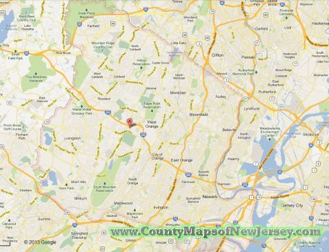 essex-county-map